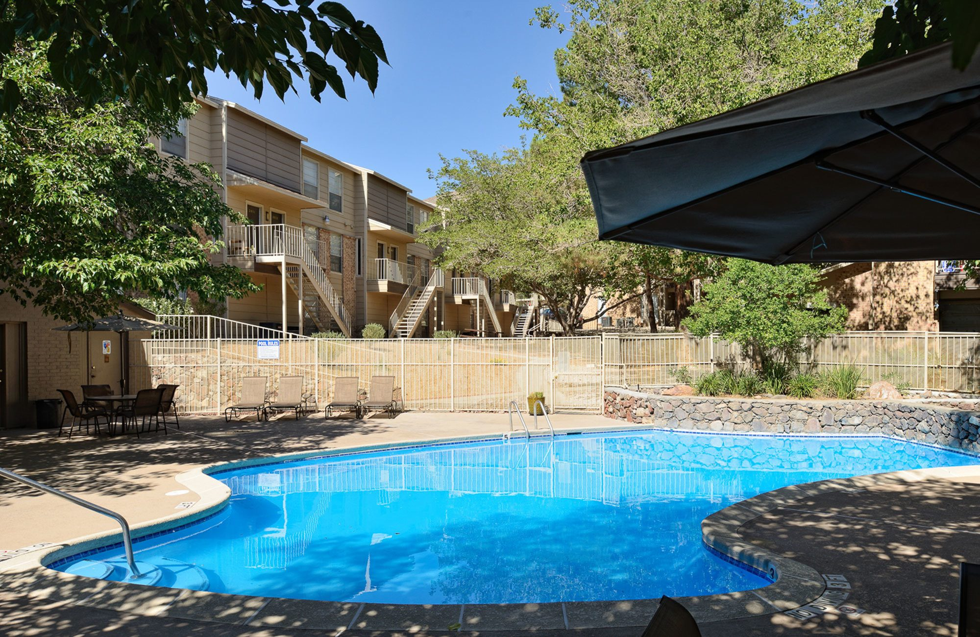 Apartments In El Paso Mountain Village In El Paso Tx 79912