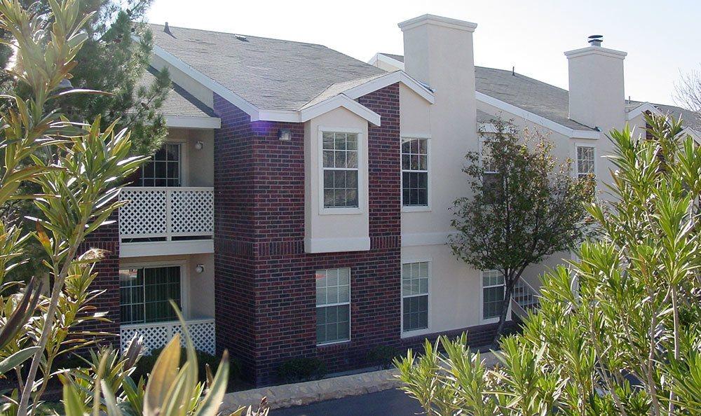 The Crest Apartments El Paso Tx