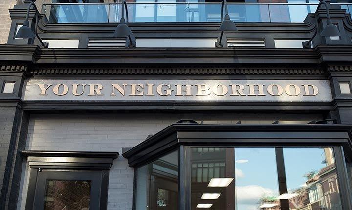 Your neighborhood in Washington, DC