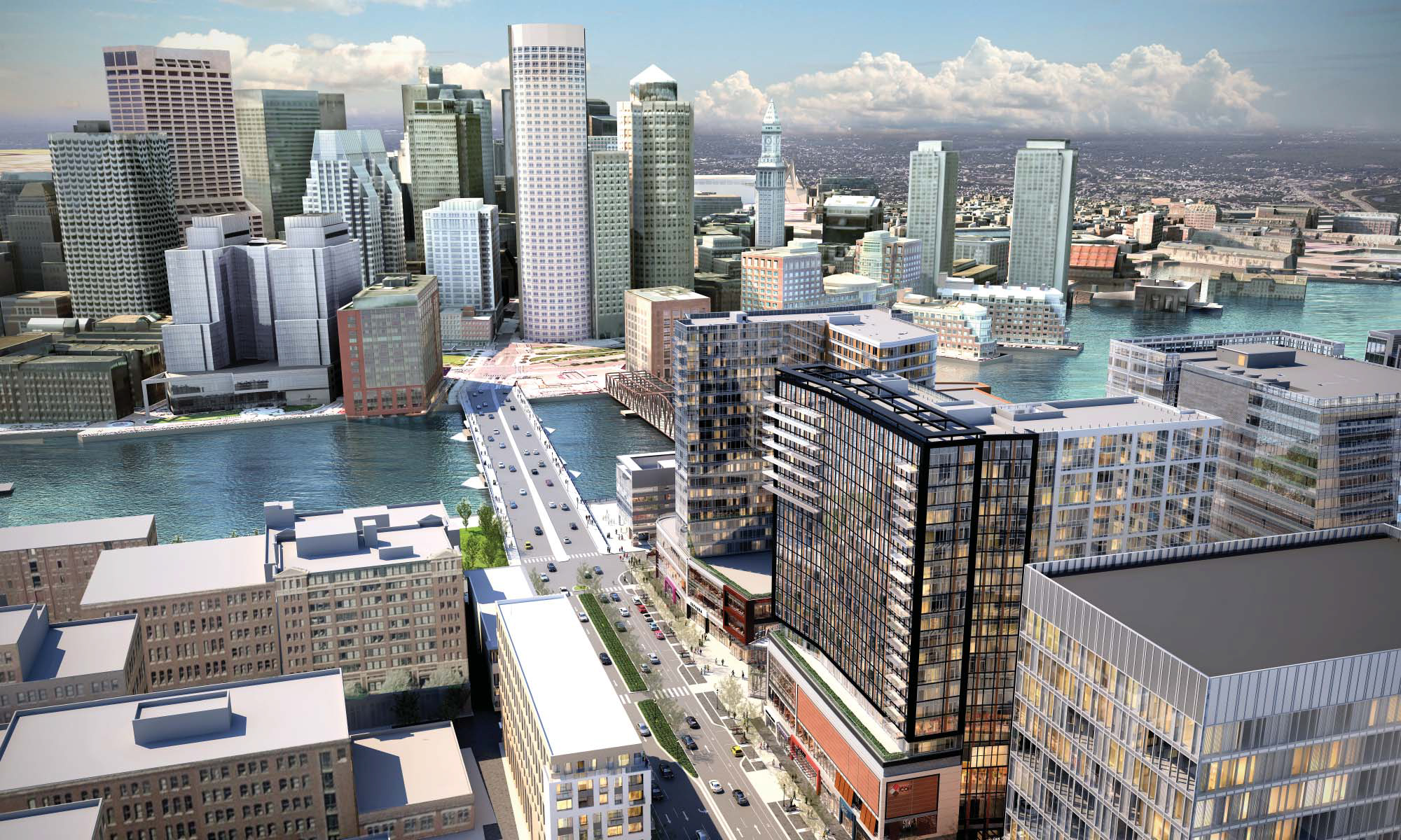 Luxury apartments in Boston, MA