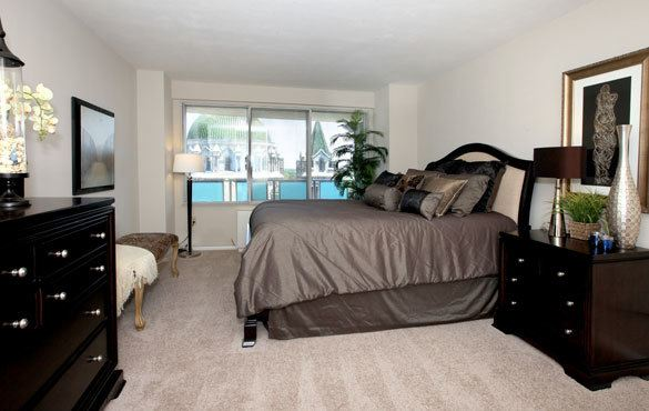 Spacious apartments in St Louis