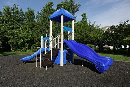 Greer apartments offering a playground