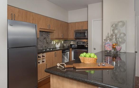 Dallas apartment amenities