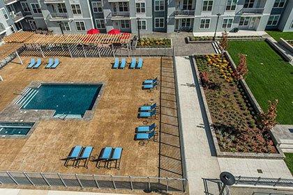 Watertown apartment amenities