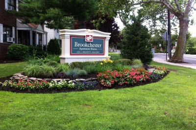 Welcome to Brookchester Apartments in New Milford.