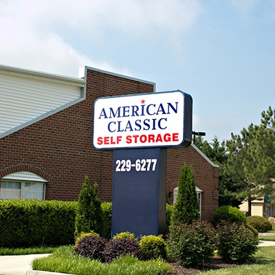 Williamsburg self storage american classic self storage for American classic storage