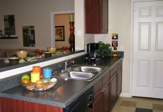 Spacious floor plans at the apartments for rent in Killeen