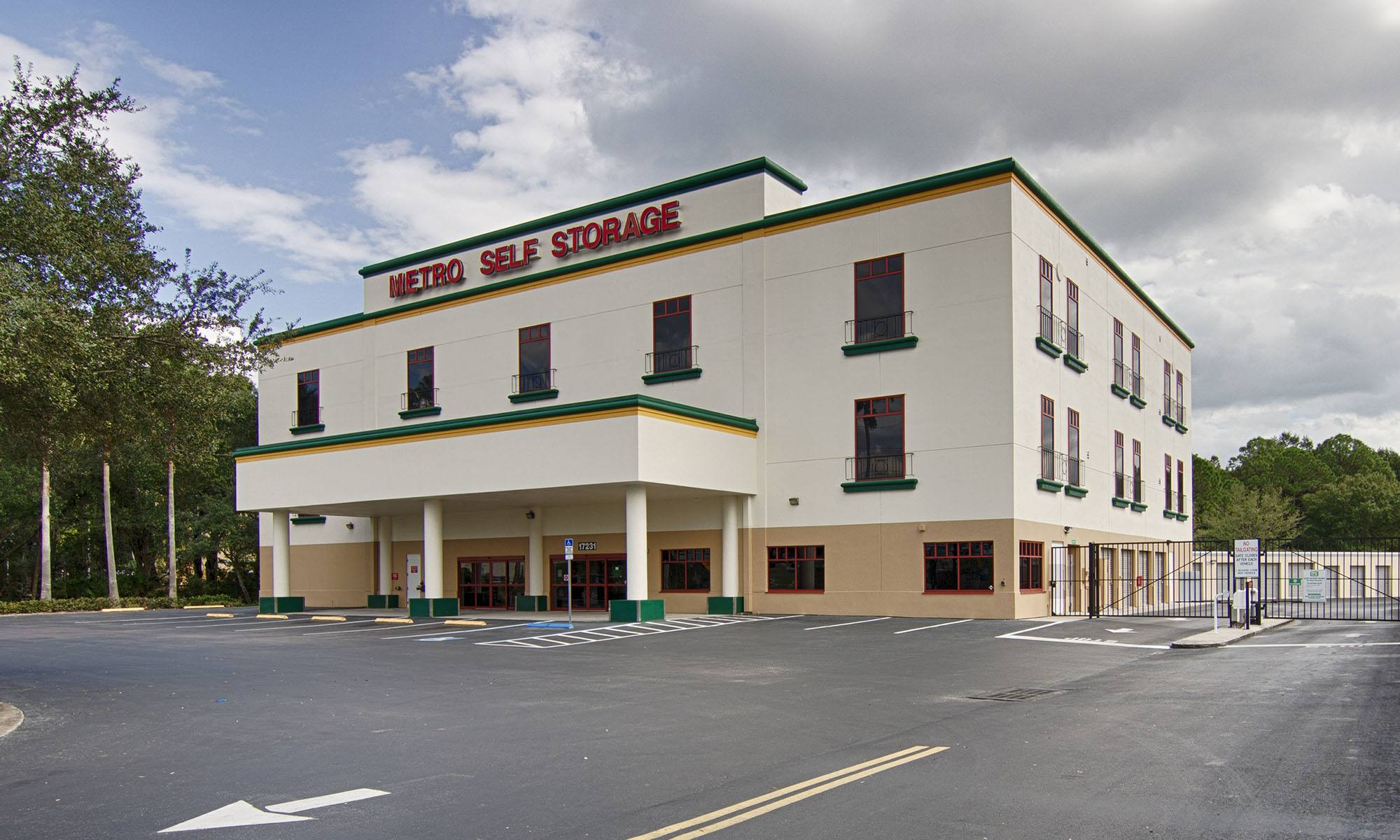 Self storage in Tampa FL