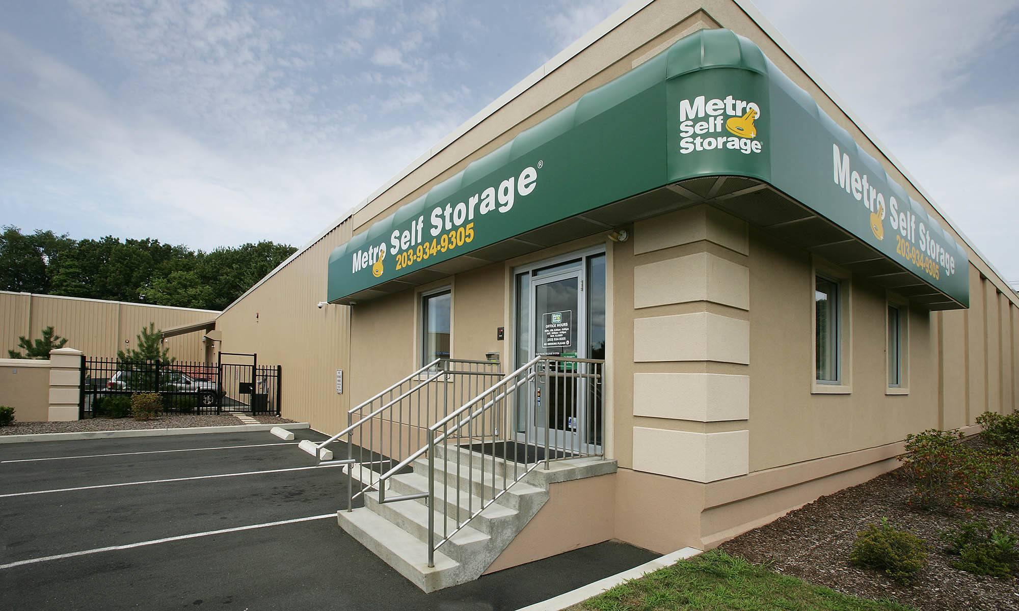 Metro Self Storage in West Haven, CT