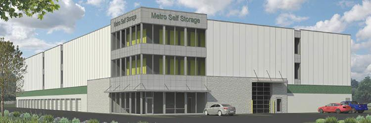 New Burnsville, MN storage facility