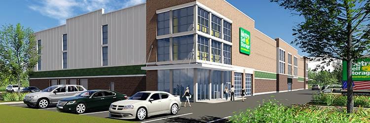 New Mundelein, IL storage facility