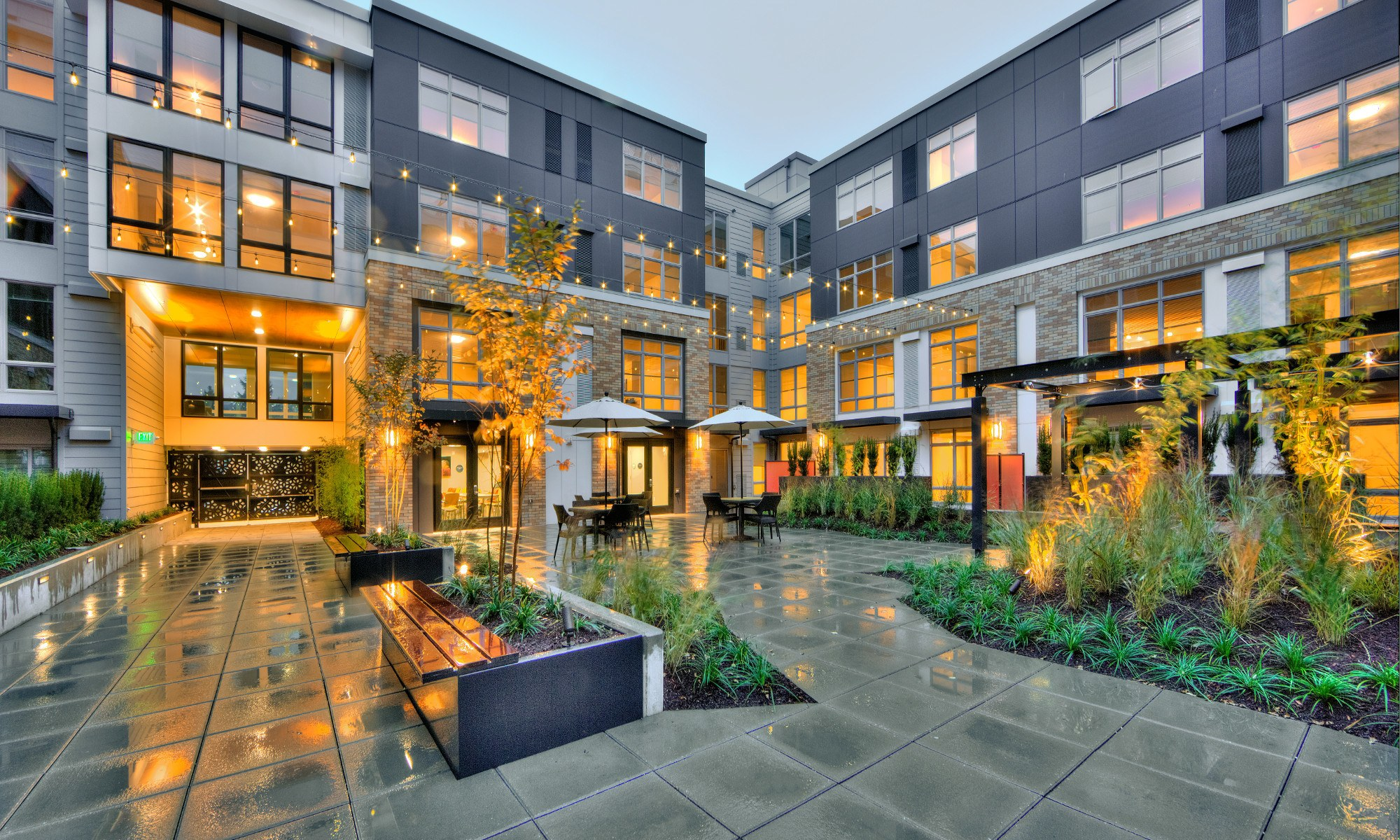 Capitol hill seattle wa apartments for rent the lyric - Seattle 1 bedroom apartments for rent ...
