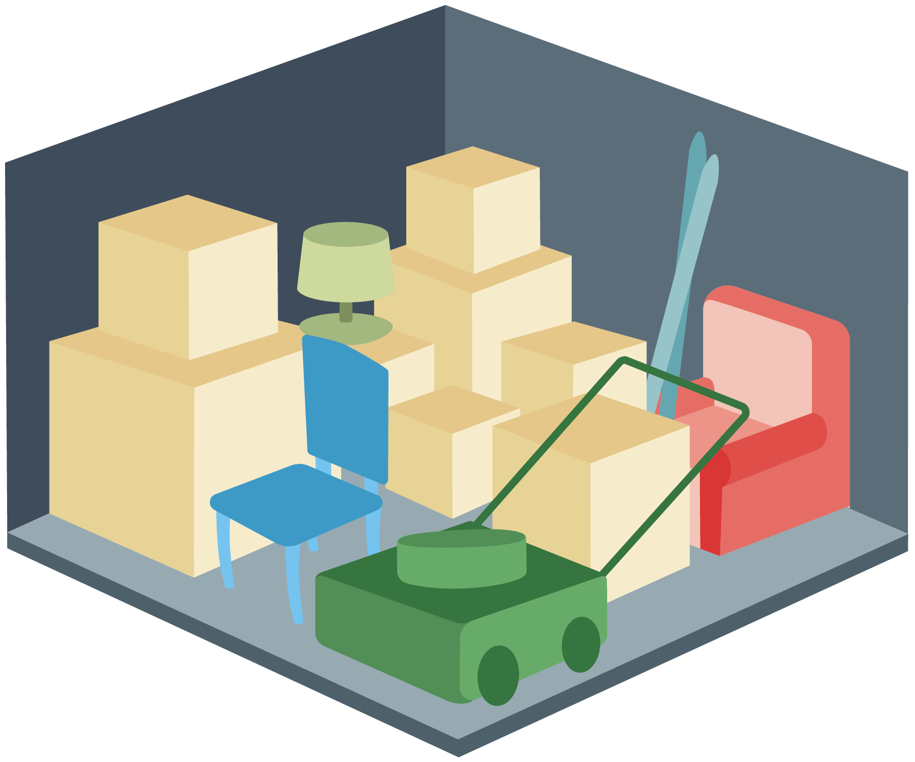 10x10 Storage Units
