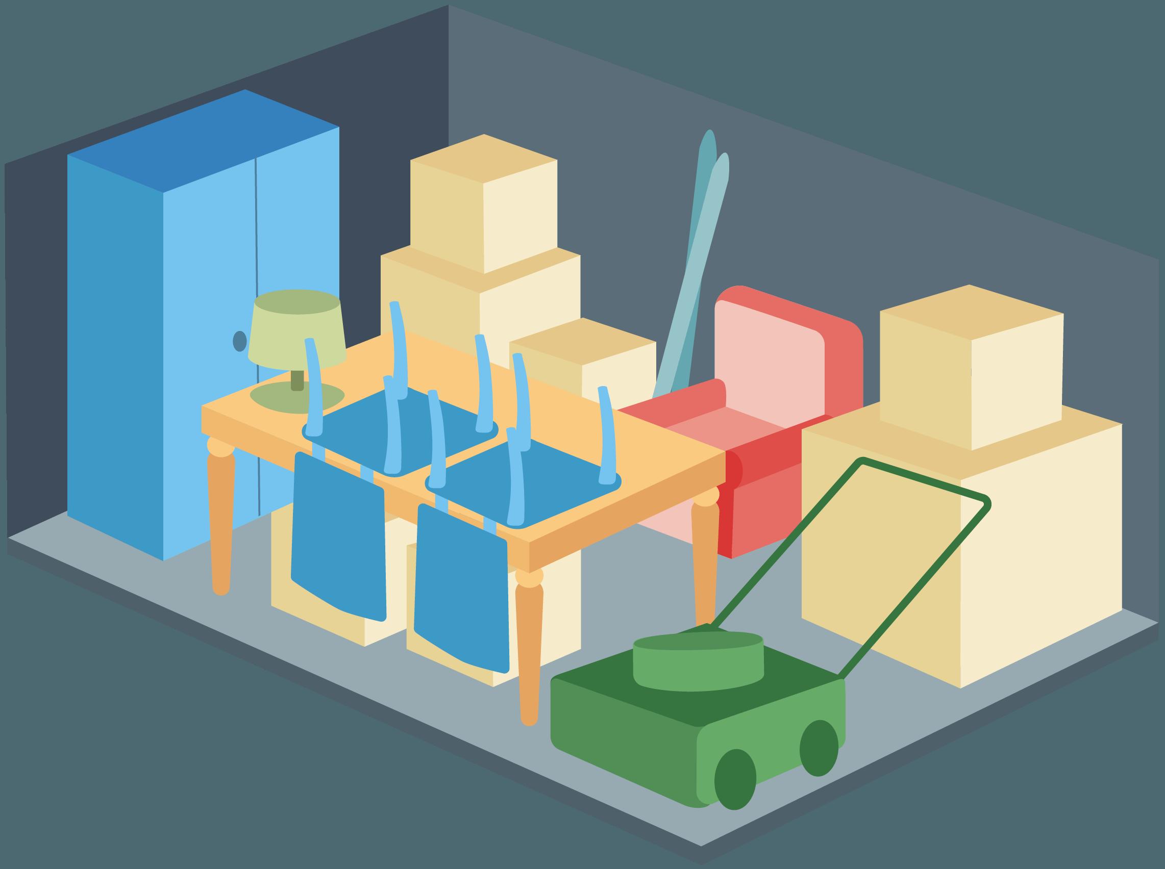 10x15 Storage Units