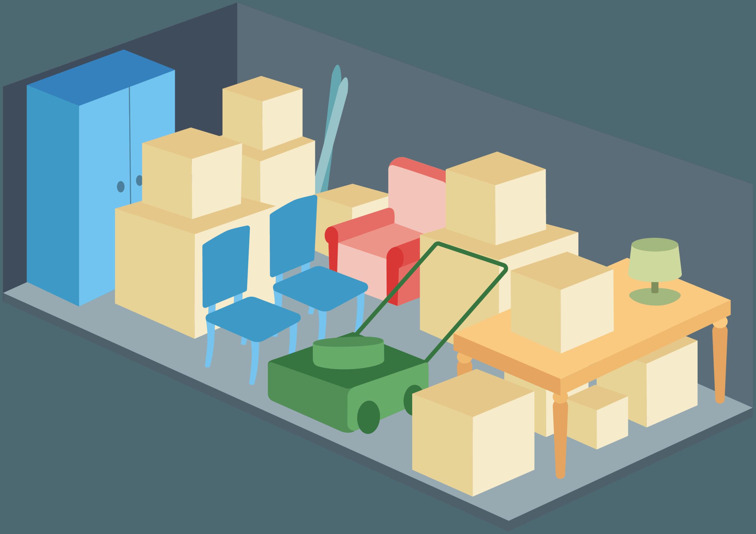 10x20 Storage Units