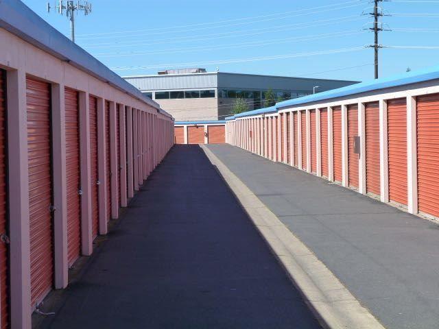 Delightful ... Outdoor Units In Sacramento Self Storage Facility ...