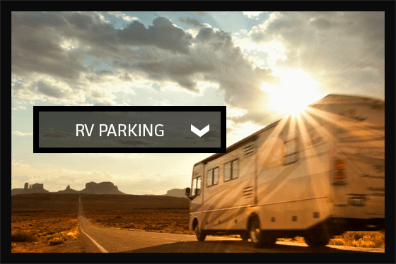 RV Parking At The Self Storage Facility In Tiger Self Storage