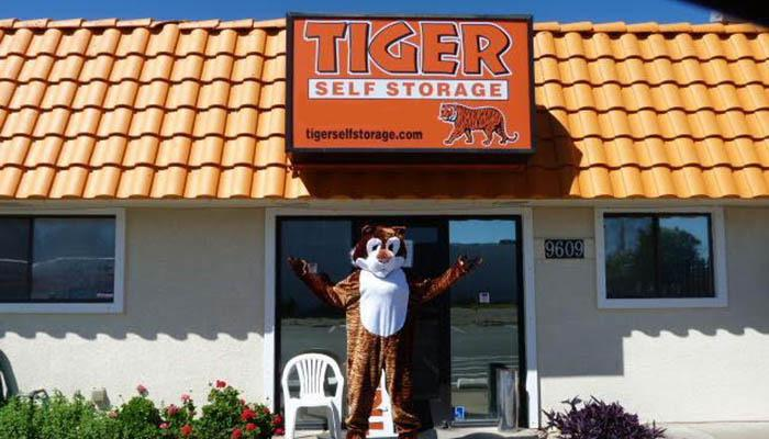 Great About Us At Tiger Self Storage