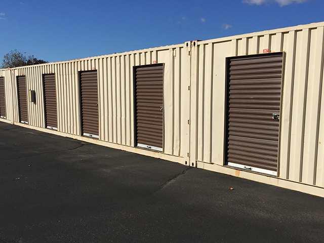 ... Sacramento Self Storage Has Clean Units ...