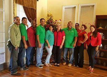 WRH Realty Services, Inc's holiday party