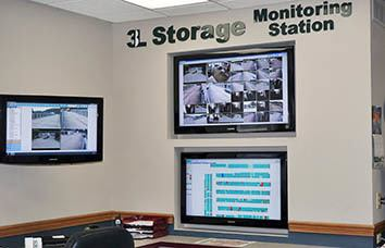 Fort Wright Self Storage Monitor Station