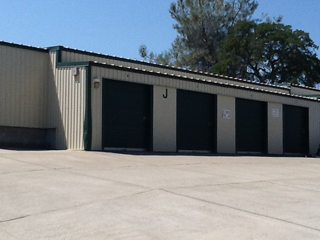Gentil ... Exterior Units At The Self Storage Facility In Cameron Park