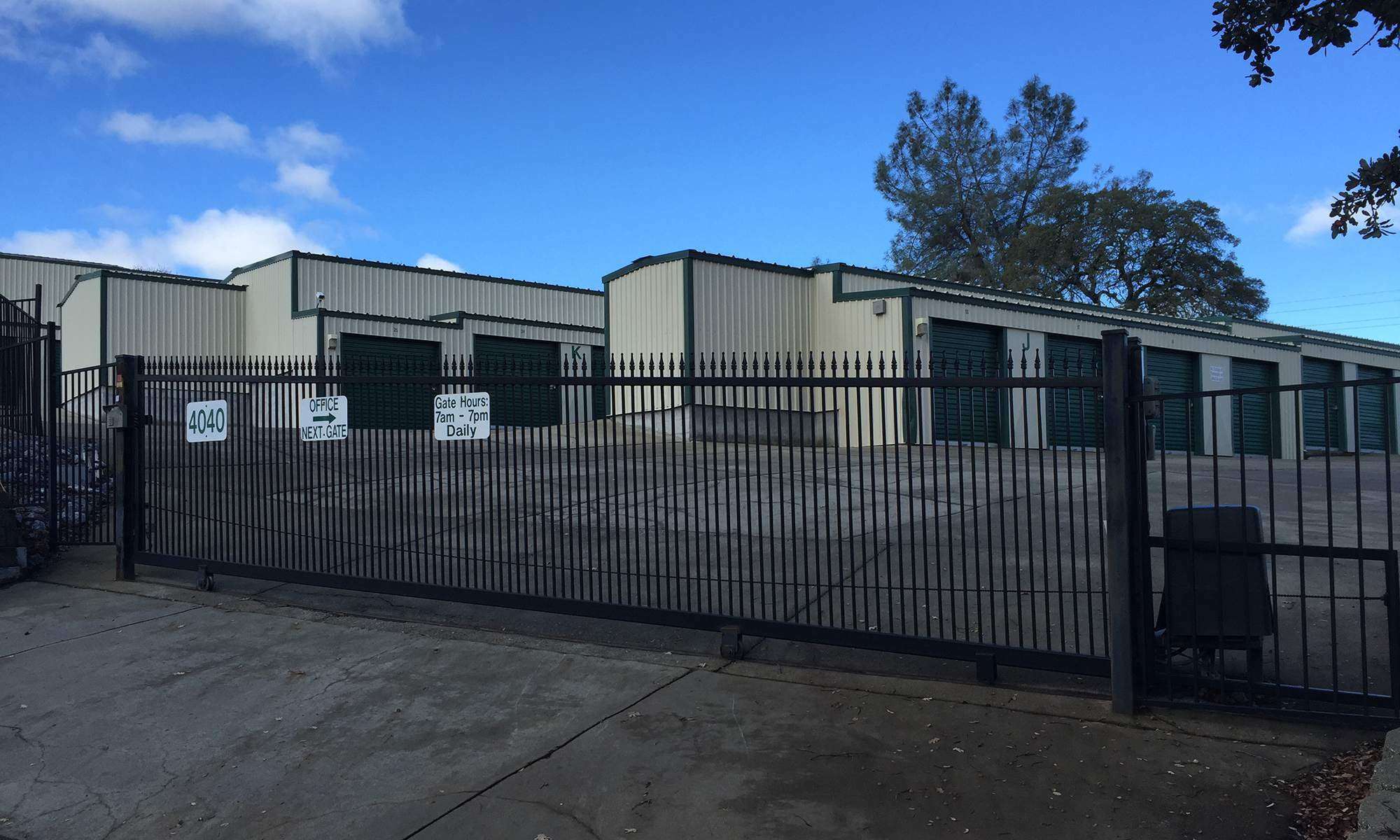 Self storage in Cameron Park CA & Self Storage Units Cameron Park CA | Five Star Self Storage
