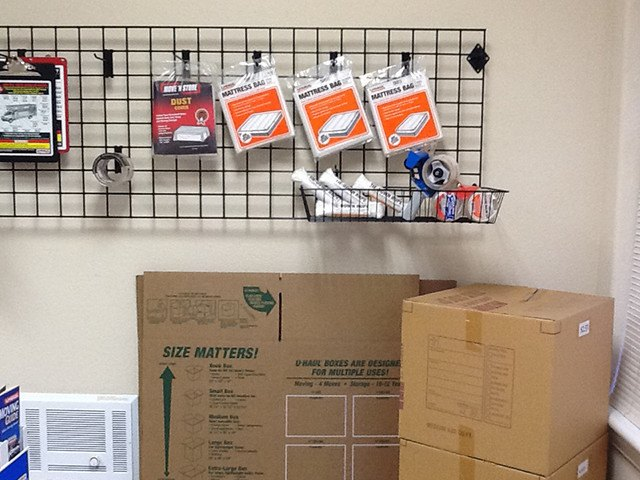 ... Packing Supplies For Sale At The Self Storage In Cameron Park ...