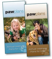 paw plans brochure in East Amherst