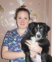 Megan Bryne, Kennel Assistant at Virginia Beach Animal Hospital