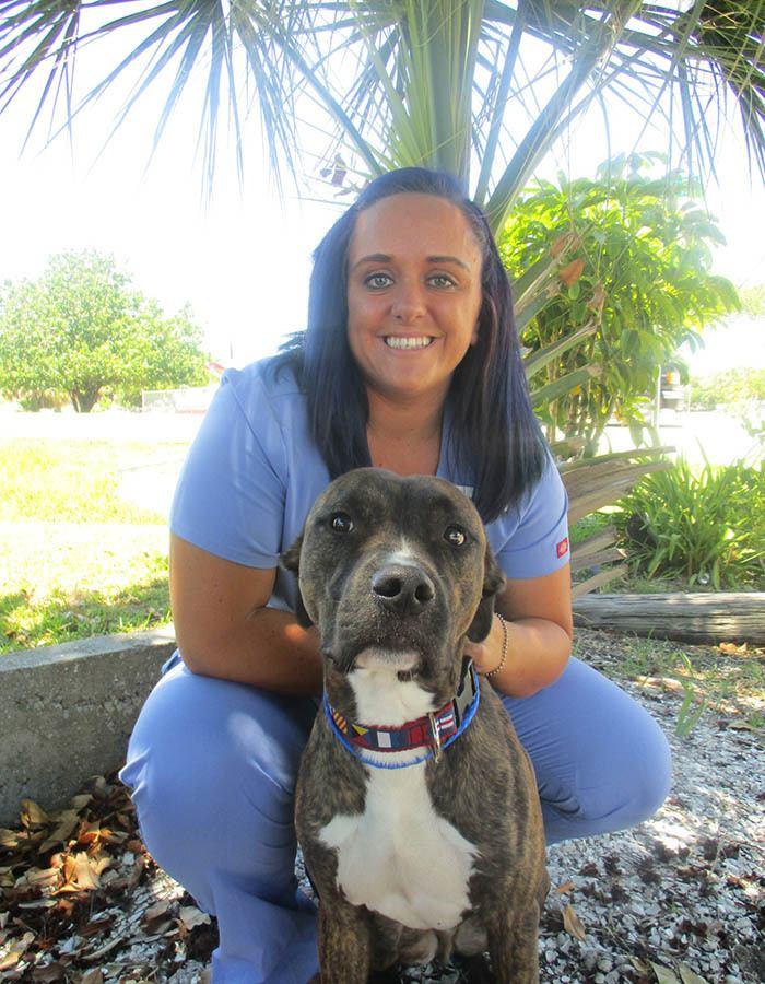 Sheree McClendon Cortez animal hospital