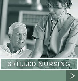 Skilled Nursing at Savannah Court and Cove of Maitland