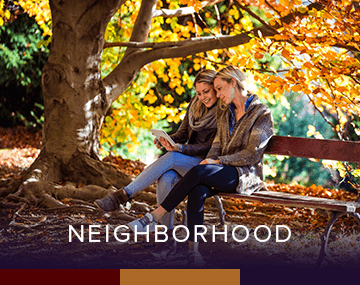 Check out the local Murfreesboro neighborhood!