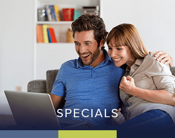 View our current specials at apartments in Rincon