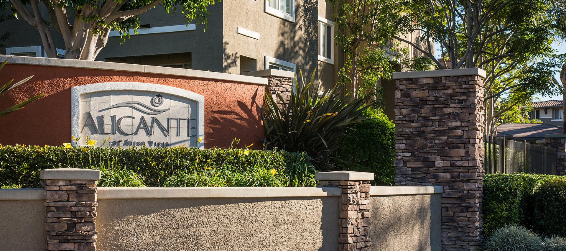 Welcome home to Alicante Apartment Homes in Aliso Viejo, CA