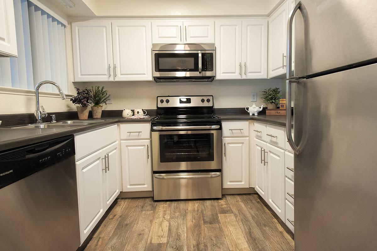 Luxury Kitchen at Hidden Lake Condominium Rentals