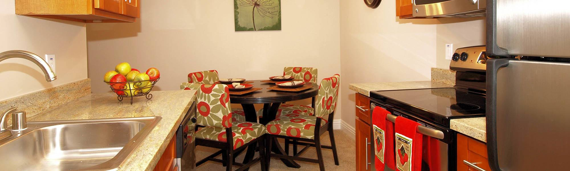 Contact Regency Plaza Apartment Homes on our website