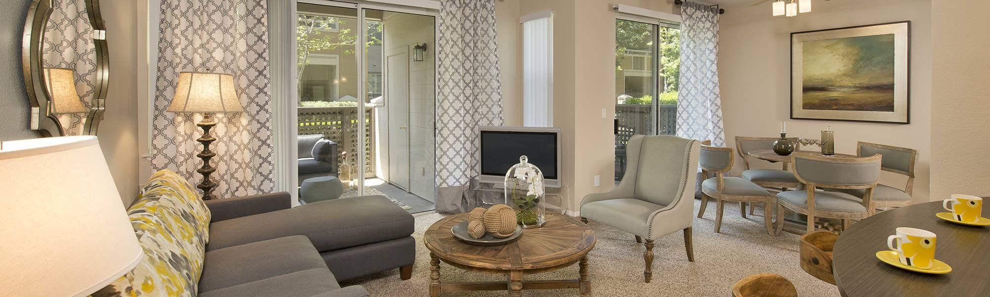 View photos of our luxurious property at Rosewalk in San Jose, CA