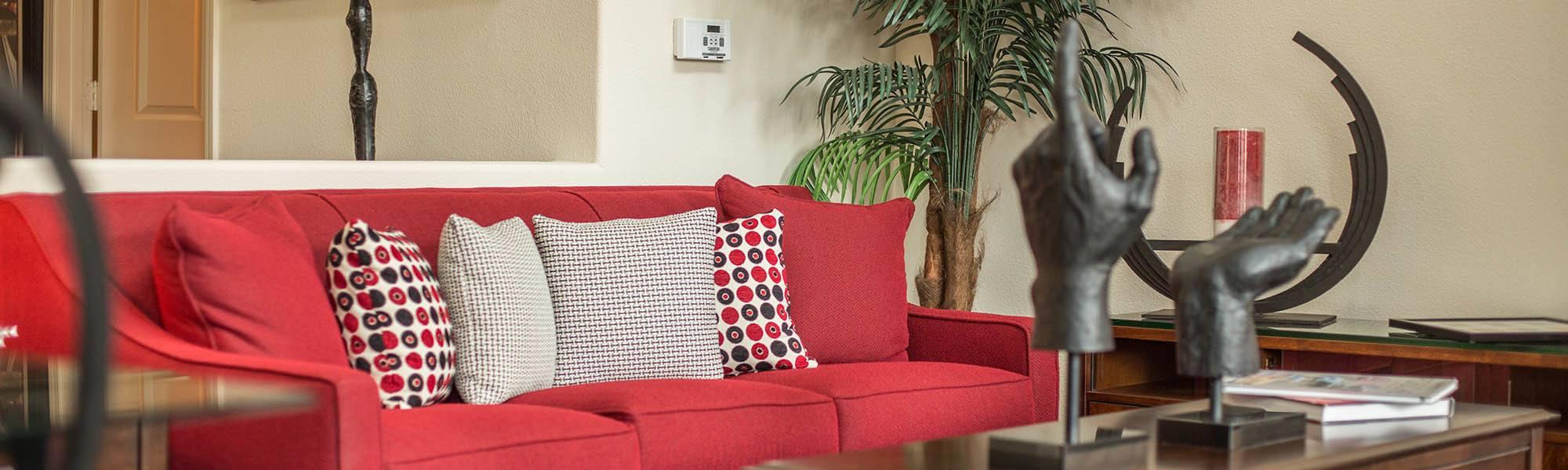 View our floor plans at Venu at Galleria Condominium Rentals on our website