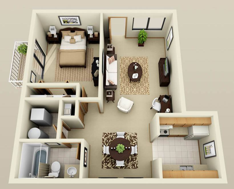 Affordable 1 2 Bedroom Apartments In West Allis Wi