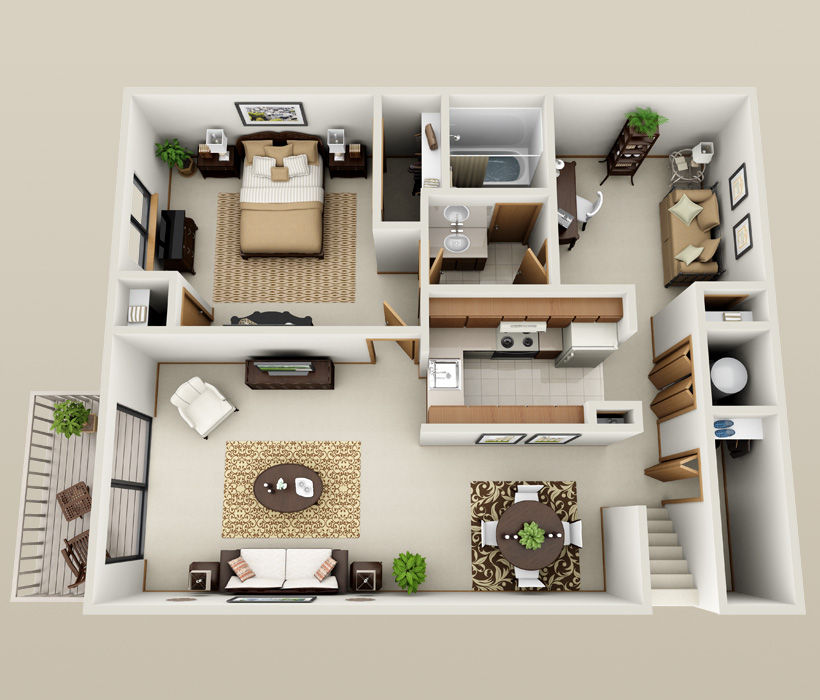 2 Bedroom Apartments Cheap Rent: Affordable 1 & 2 Bedroom Apartments In Greenfield, WI