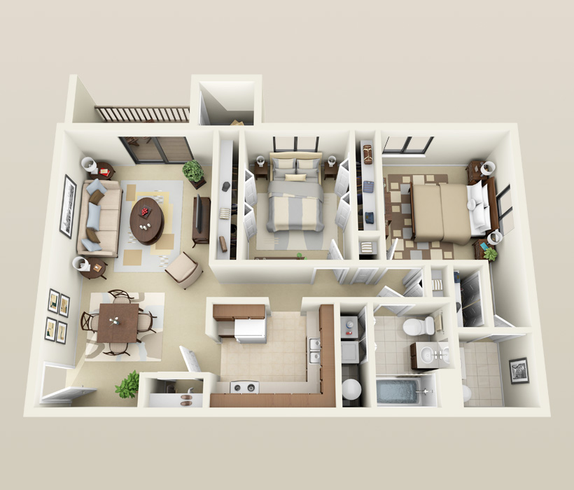 Apartment Floor Plans 2 Bedroom affordable 2 bedroom apartments in madison, wi