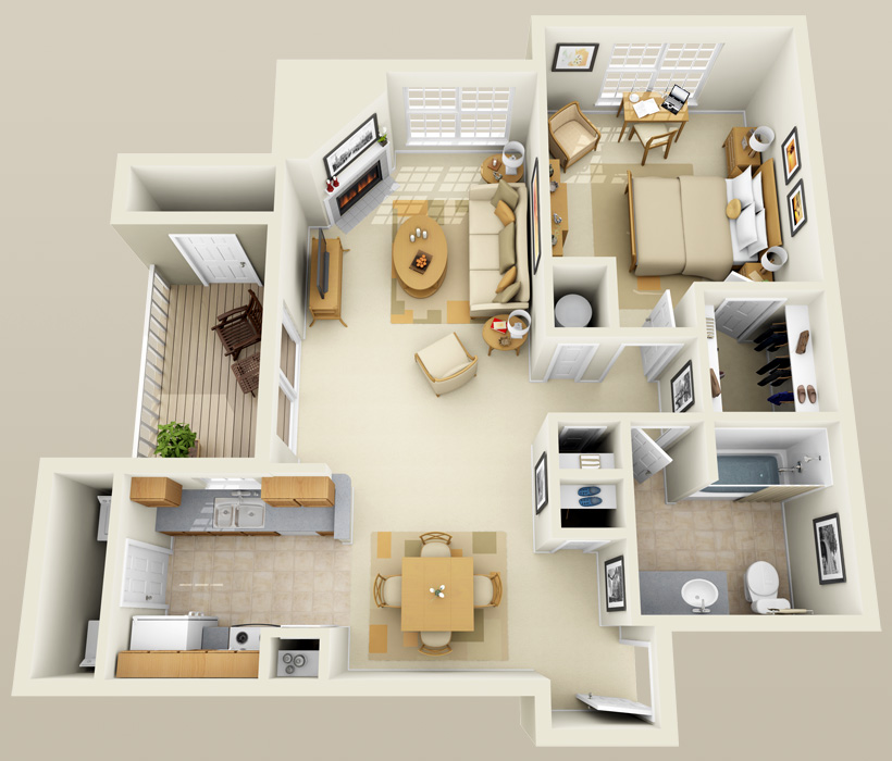 Affordable 1 2 Bedroom Apartments In Madison Wi