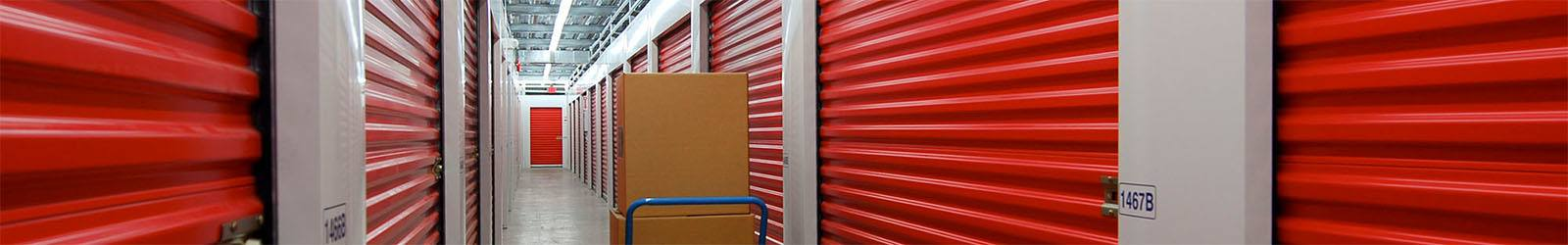 Self Storage locations in BC
