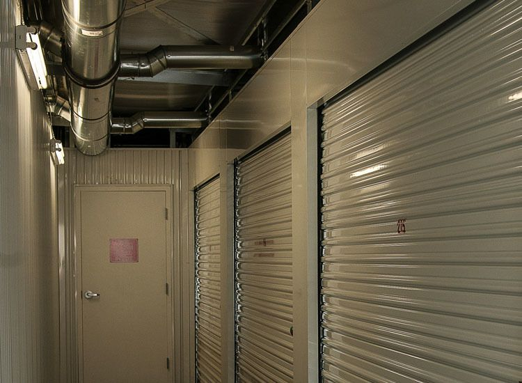 Indoor storage in Bainbridge Island