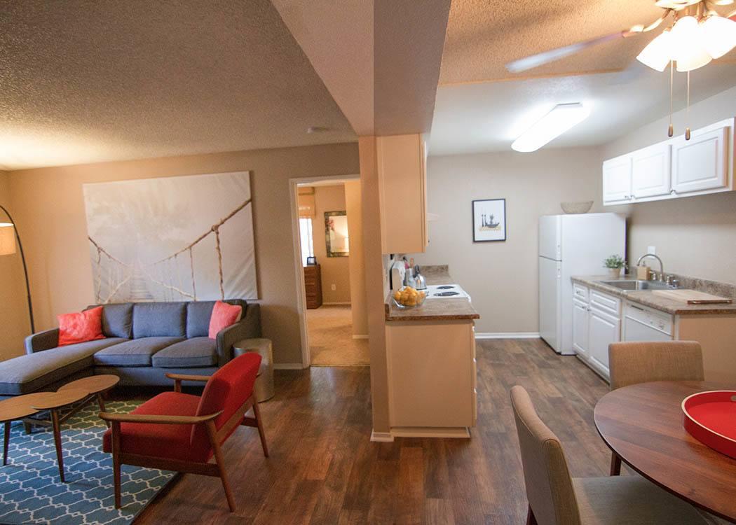 The Woodlands Apartments Redding Ca
