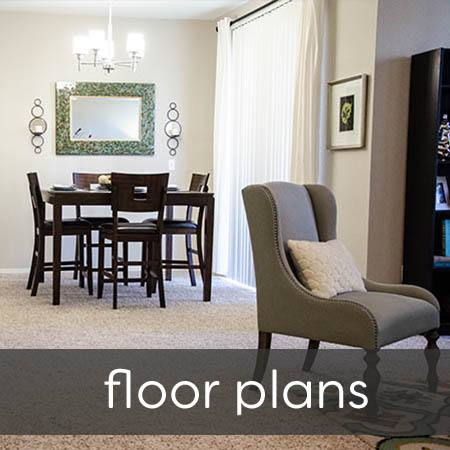 Floor plans at Wildreed Apartments
